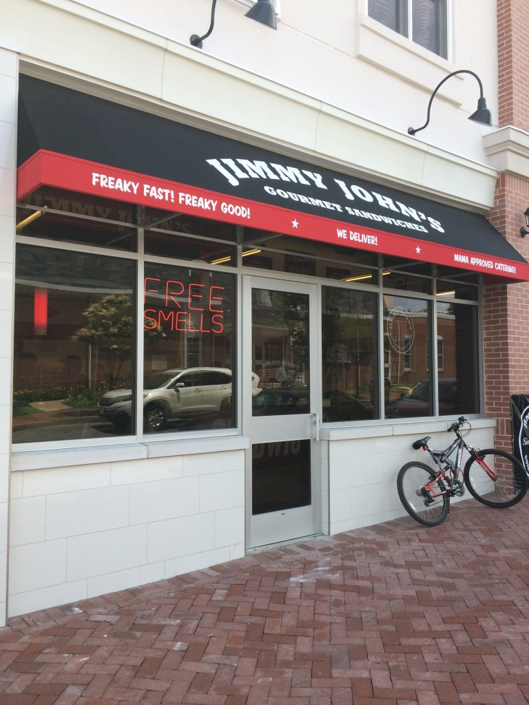 Jimmy Johns Front